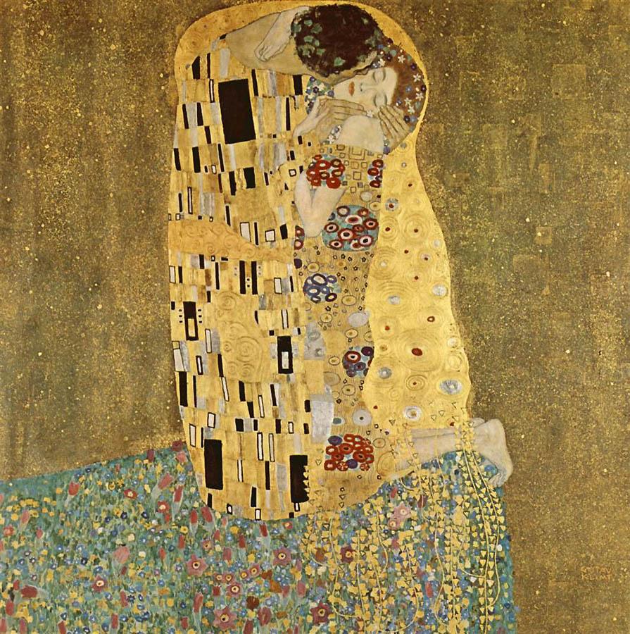 3422 Cамые известные поцелуи