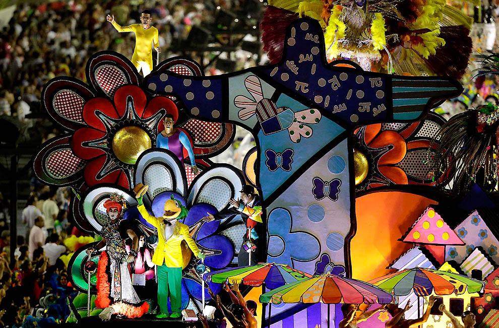 3426 Карнавал в Рио 2012