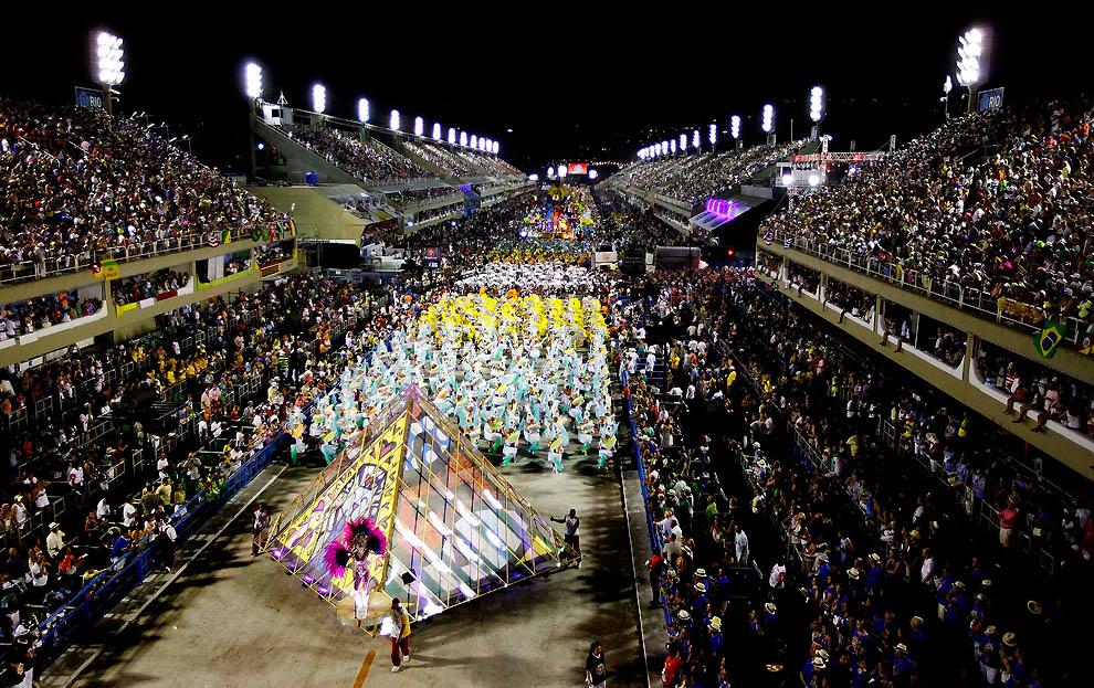 3522 Карнавал в Рио 2012