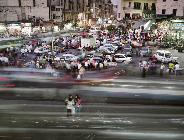 355.Work in Progress Cairo Суматоха больших городов в фотопроекте Metropolis