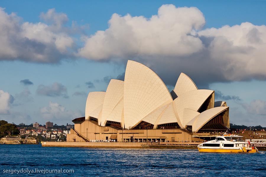 358 Сиднейский оперный театр