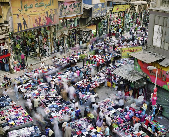 360.Work in Progress Cairo Суматоха больших городов в фотопроекте Metropolis