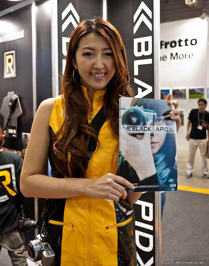 3614 Япония: Фотовыставка CPPlus 2012