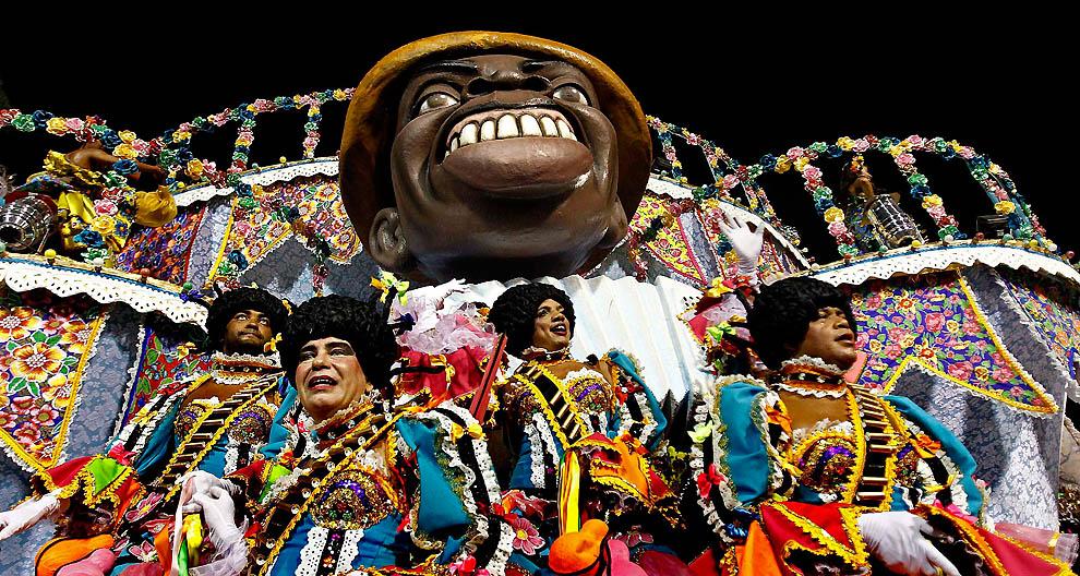 3721 Карнавал в Рио 2012