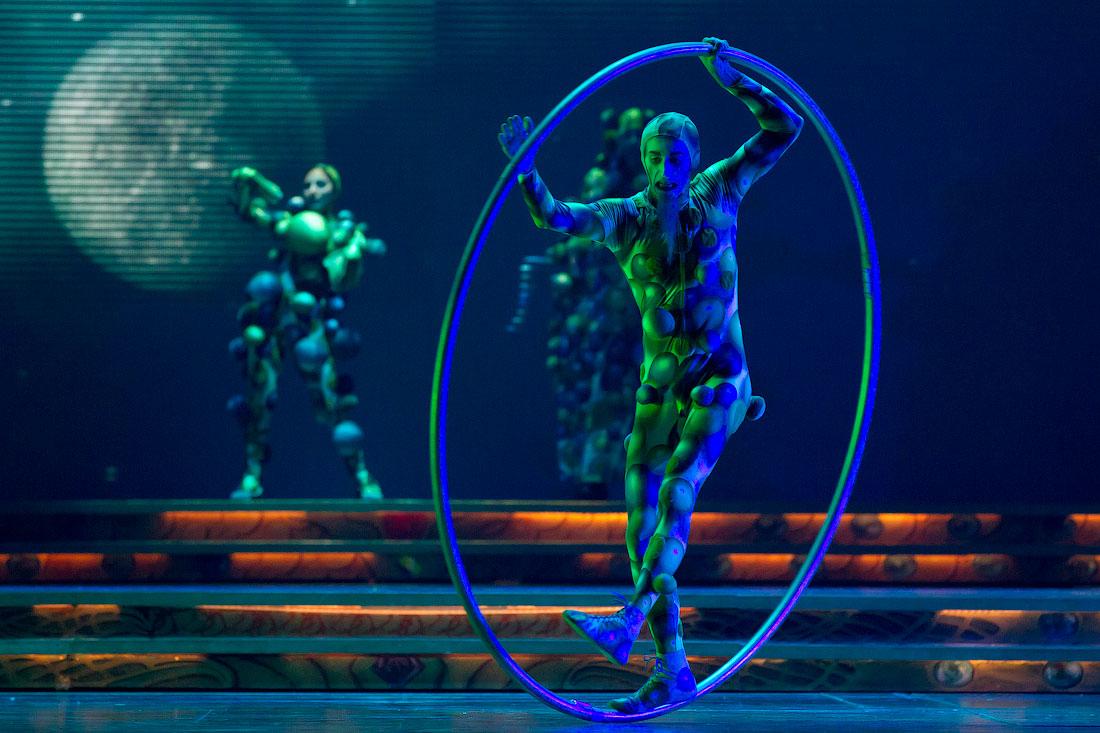 3816 Cirque du Soleil в Кремле