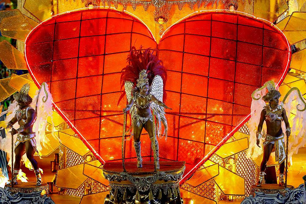 3818 Карнавал в Рио 2012