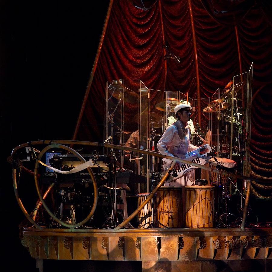 4140 Cirque du Soleil в Кремле