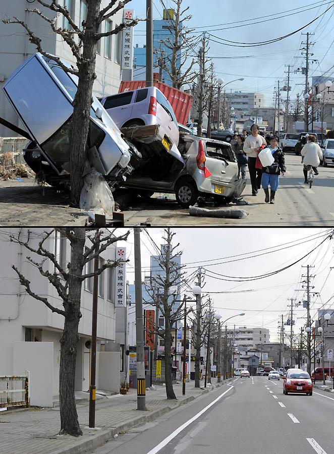 4169 Как Япония восстановилась после землетрясения и цунами