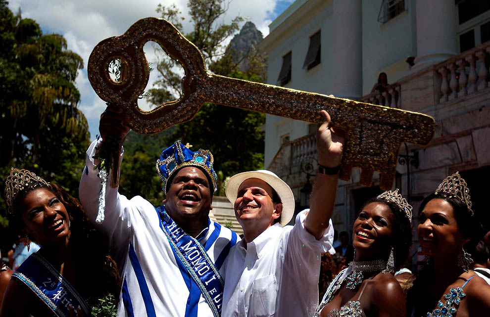 4170 Карнавал в Рио 2012