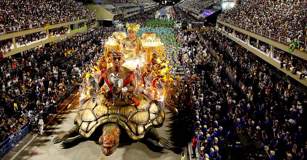 4171 Карнавал в Рио 2012