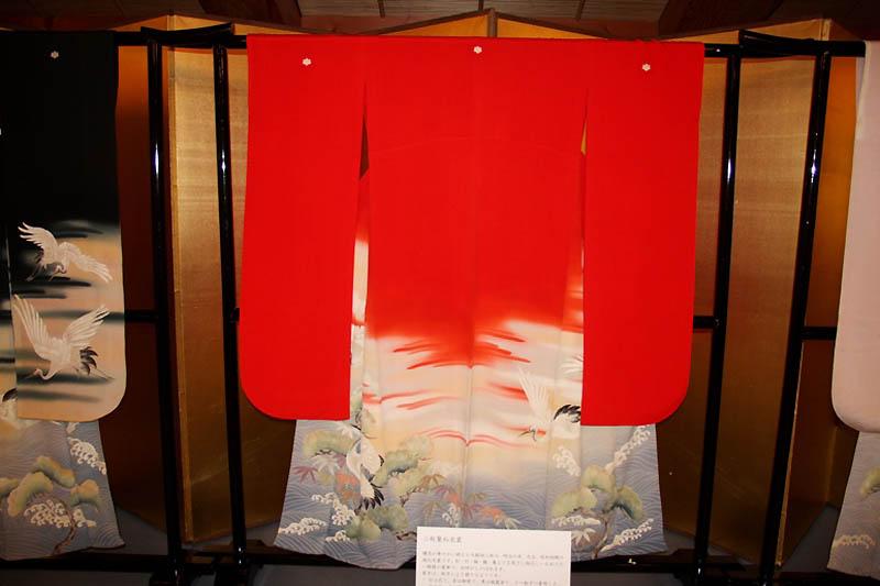 4186 Свадебные кимоно конца 19   начала 20 века