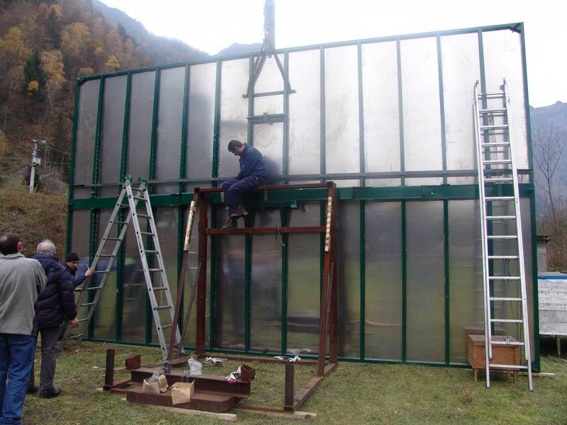 4198 Итальянская деревня строит гигантское зеркало, чтобы не оставаться без света 83 дня