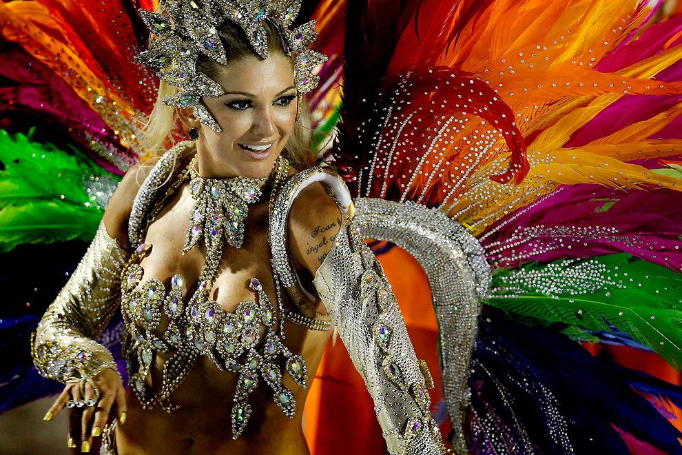 4219 Карнавал в Рио 2012