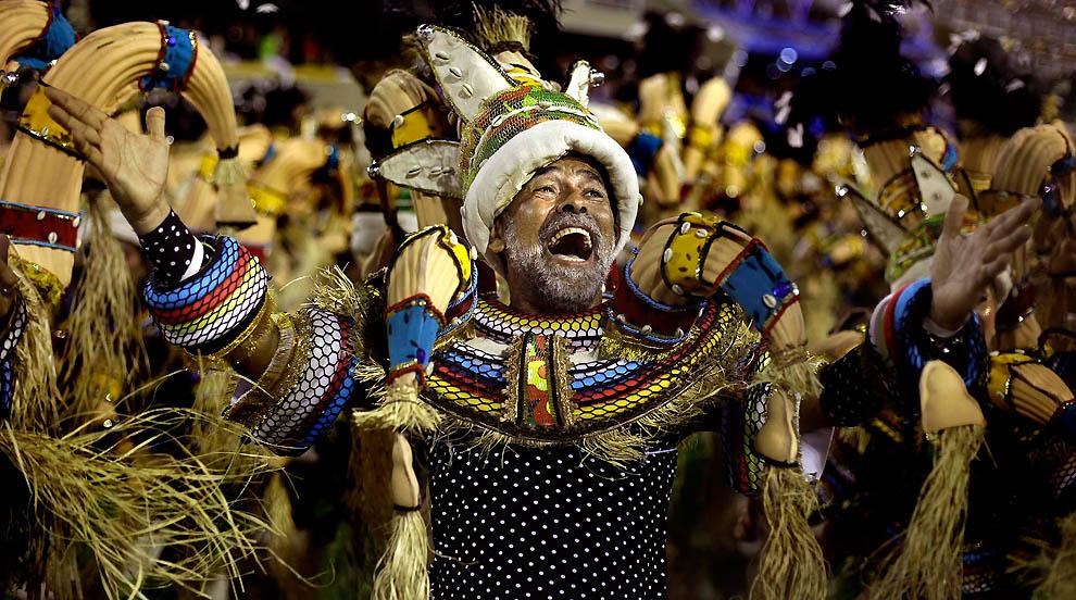 4318 Карнавал в Рио 2012