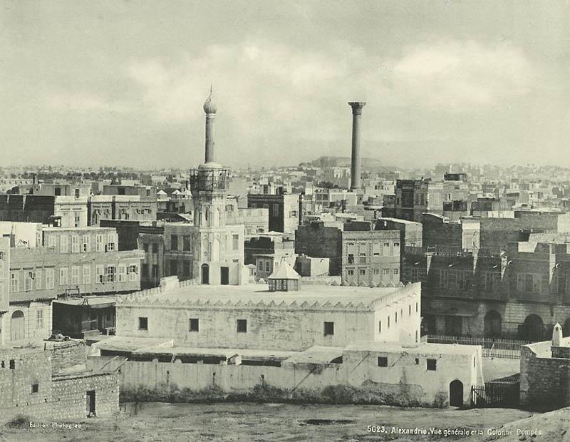 435 Фотографии из Египта 1870 х годов