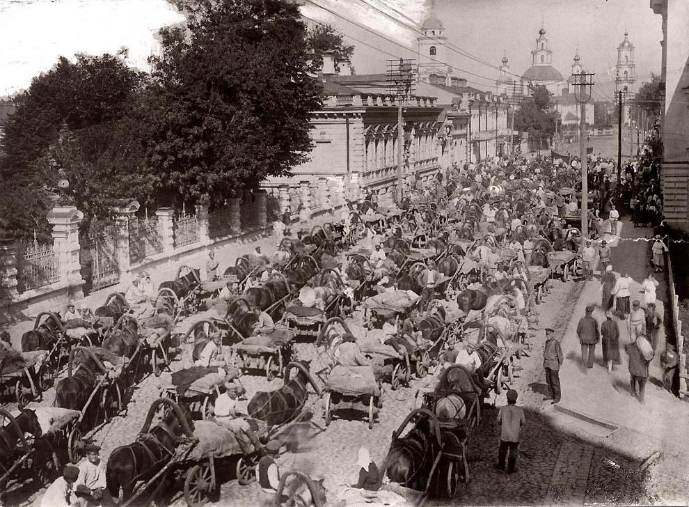 4413 Россия во мгле: 1921 1923 годы глазами западных фотокорреспондентов
