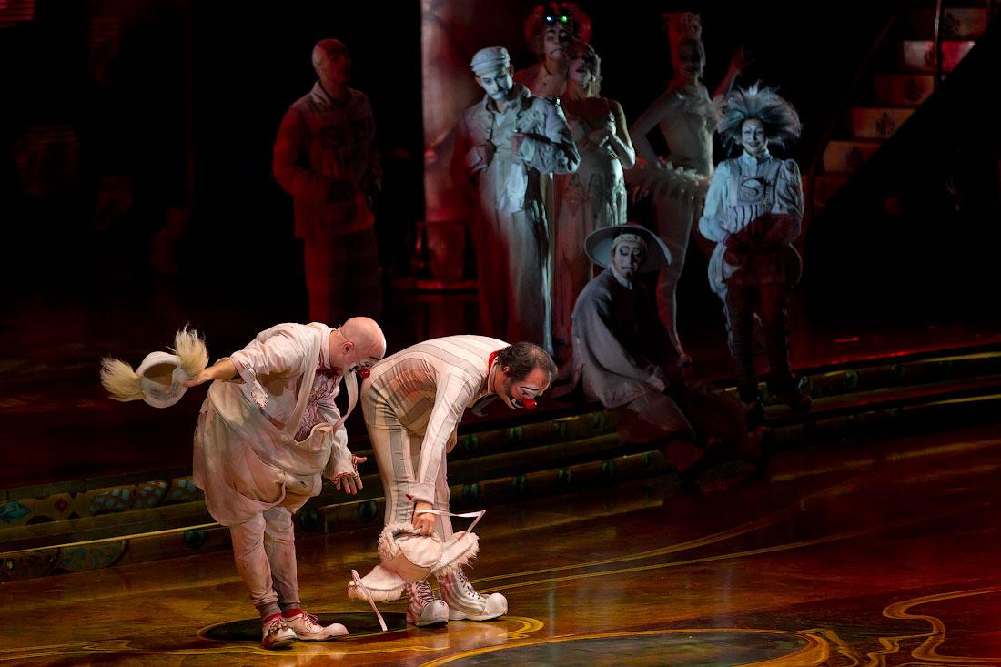 4414 Cirque du Soleil в Кремле