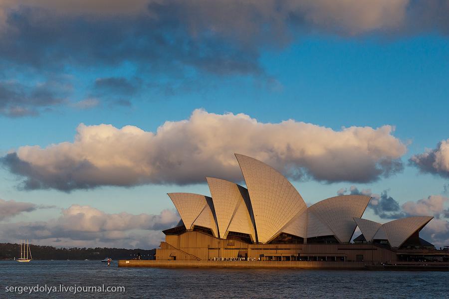 445 Сиднейский оперный театр