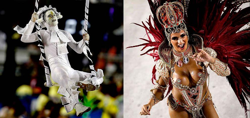 4613 Карнавал в Рио 2012