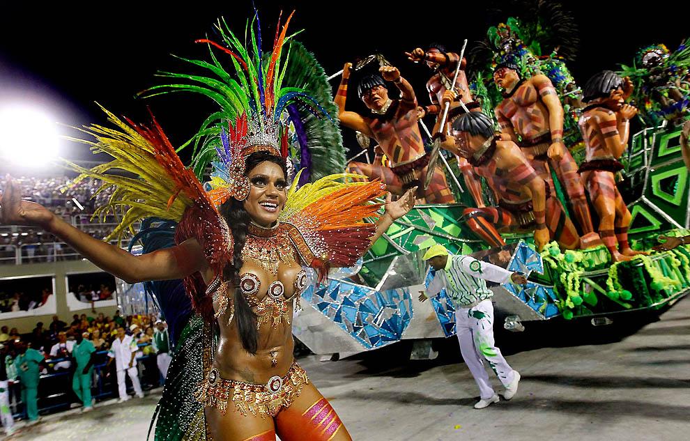 4712 Карнавал в Рио 2012