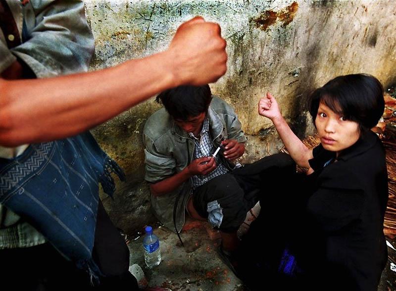 474 Героин: из Бирмы в Китай
