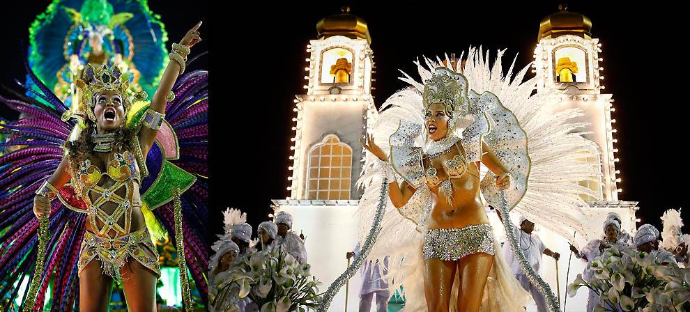 4912 Карнавал в Рио 2012