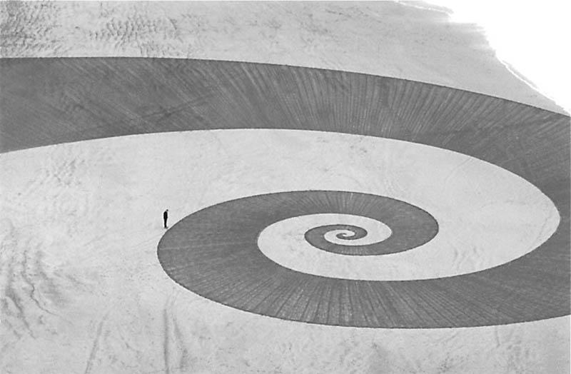 495 Масштабный лэнд арт Джима Деневана