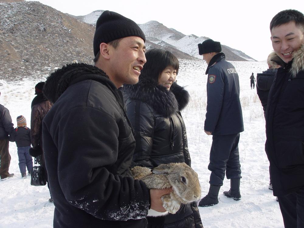 5106 Фоторепортаж с соревнований по охоте с ловчими птицами