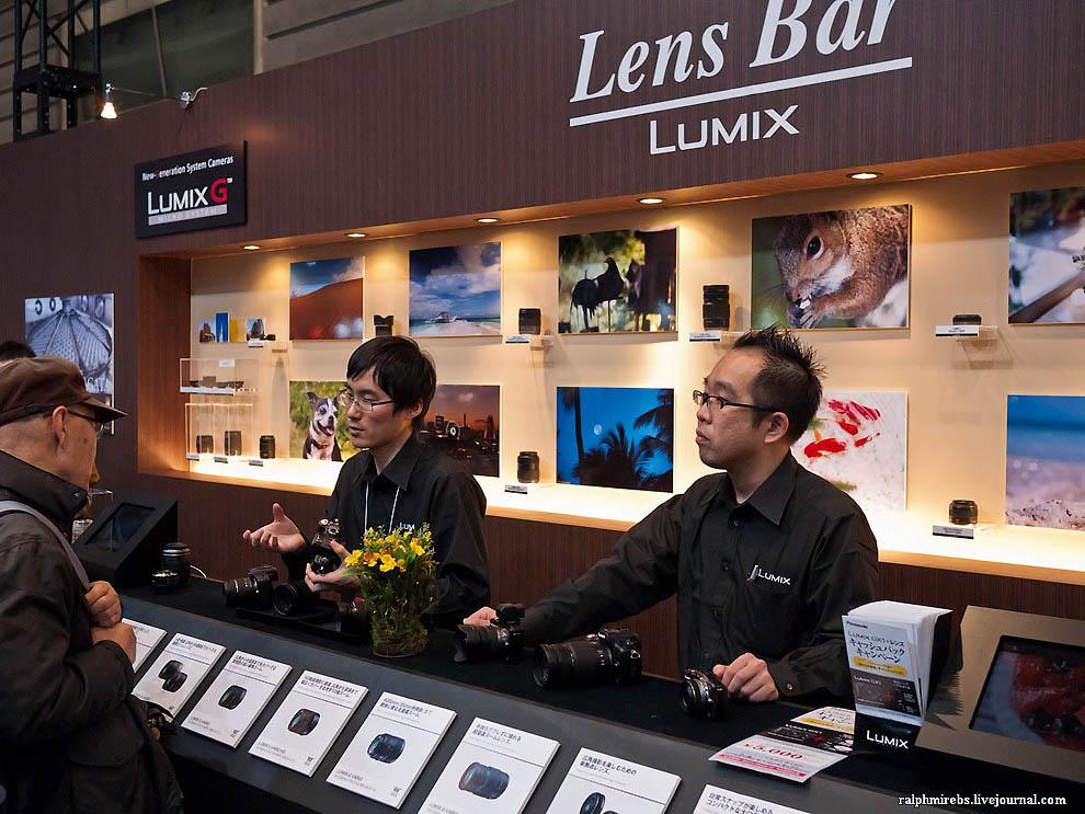 5108 Япония: Фотовыставка CPPlus 2012