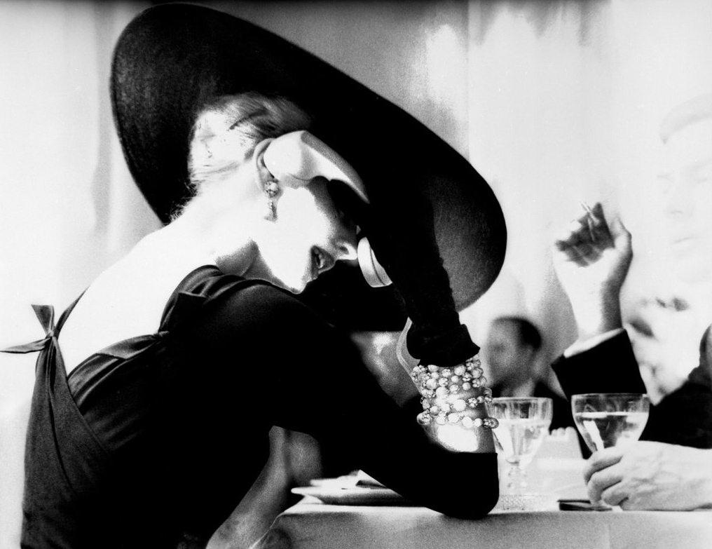 Коллекция фэшн-фотографий 40-60 годов 20 века (33 фото)