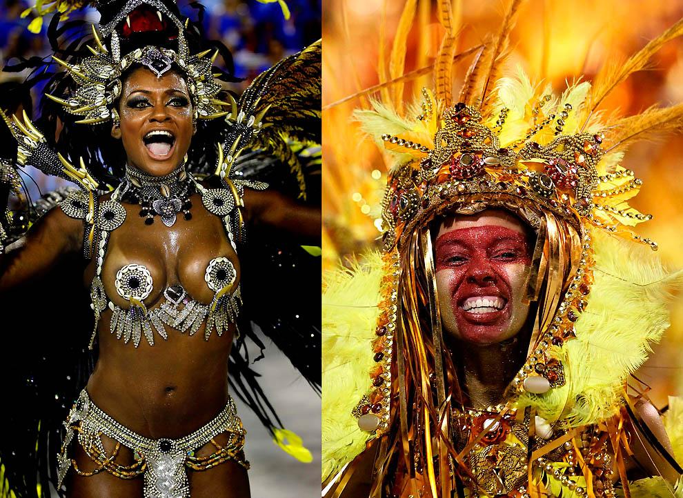 5214 Карнавал в Рио 2012
