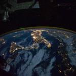 Ночь на планете: 30 фото из космоса