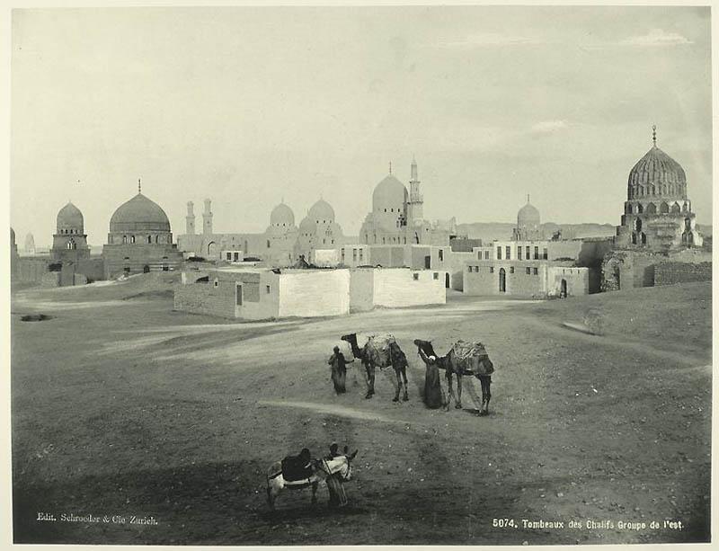 525 Фотографии из Египта 1870 х годов