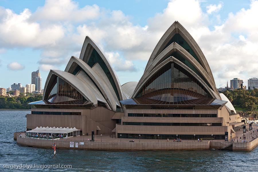 532 Сиднейский оперный театр