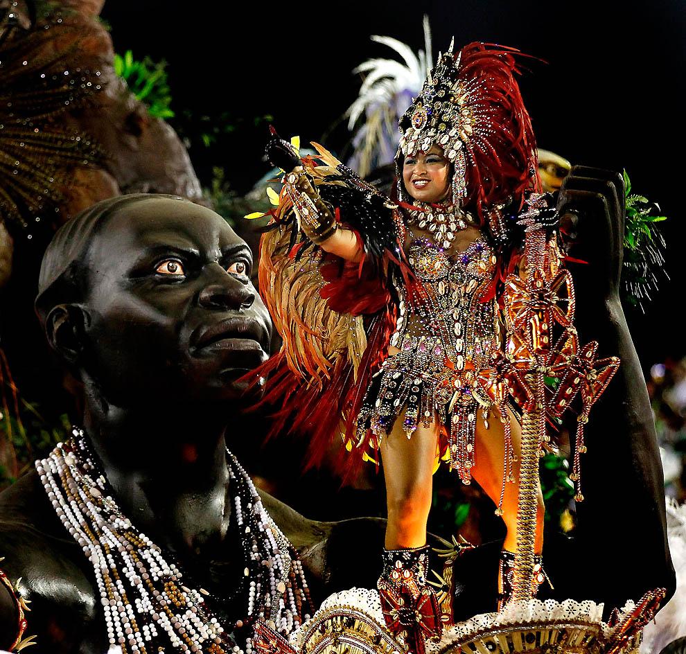5413 Карнавал в Рио 2012