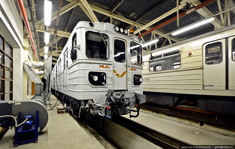 582 Казанский метрополитен