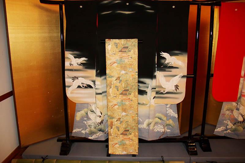 6148 Свадебные кимоно конца 19   начала 20 века