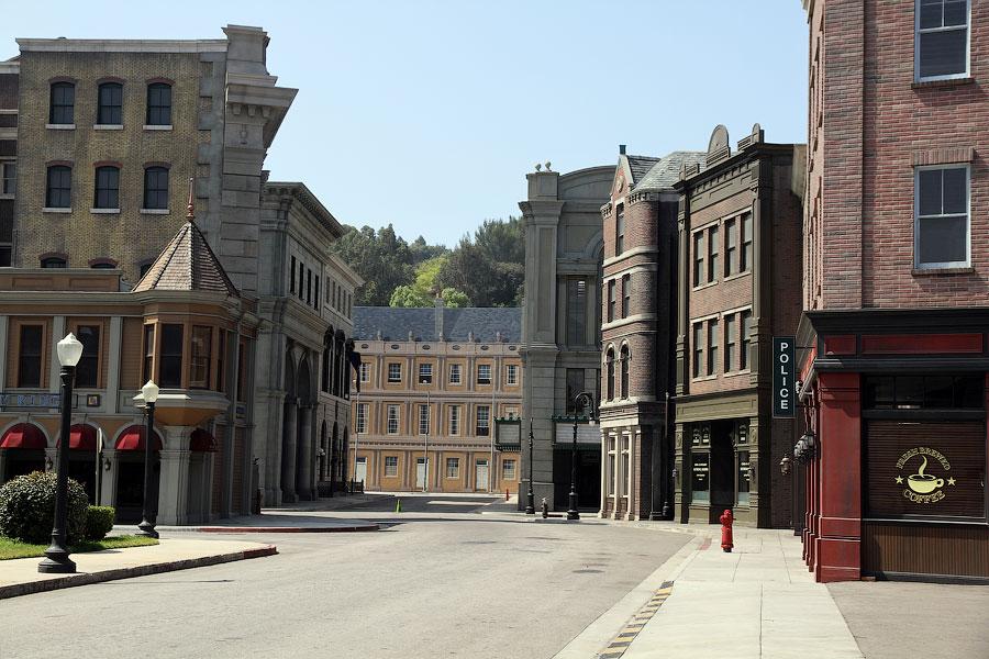 6177 Universal Studios в Лос Анджелесе