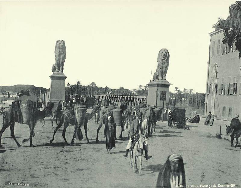 622 Фотографии из Египта 1870 х годов