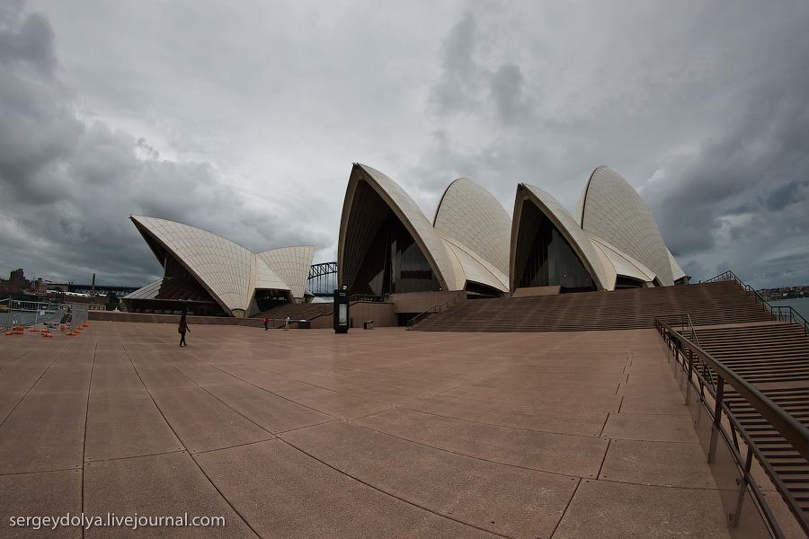 628 Сиднейский оперный театр