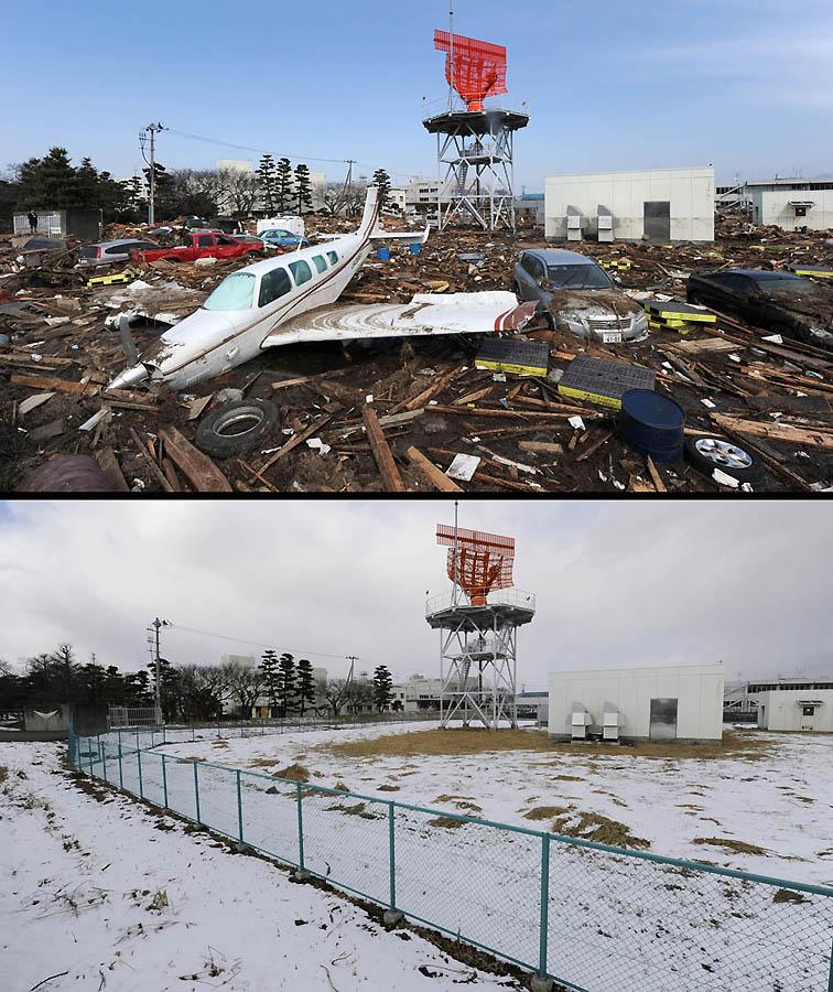 6312 Как Япония восстановилась после землетрясения и цунами