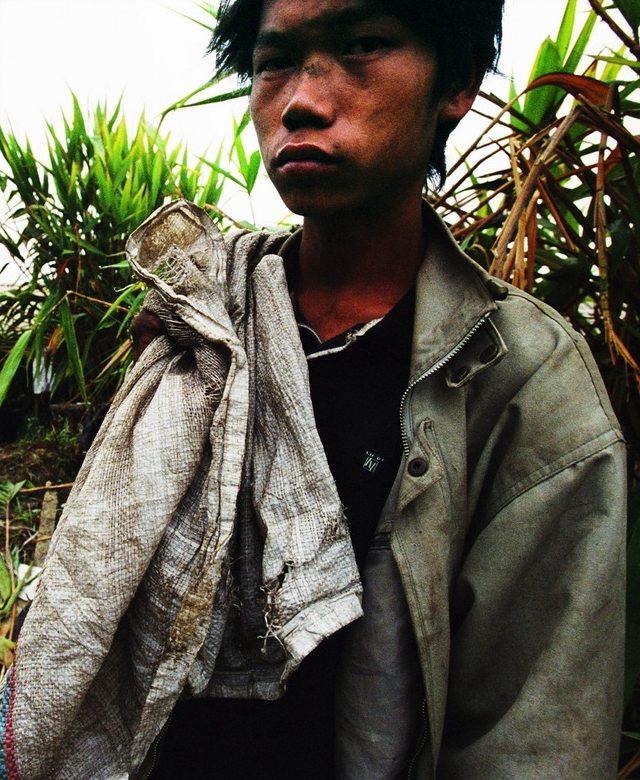 648 Героин: из Бирмы в Китай