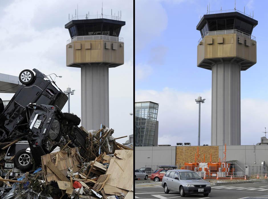 6510 Как Япония восстановилась после землетрясения и цунами
