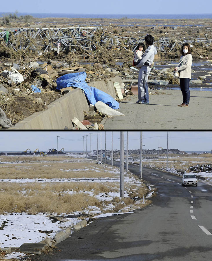 6610 Как Япония восстановилась после землетрясения и цунами