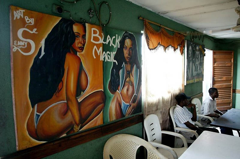 669 Проституция в Лагосе