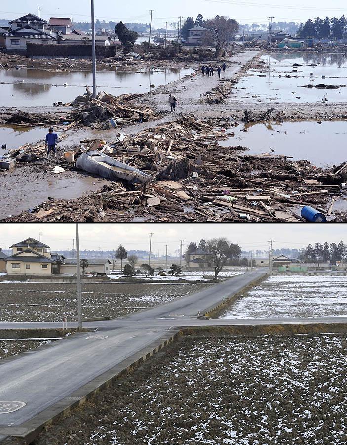 702 Как Япония восстановилась после землетрясения и цунами