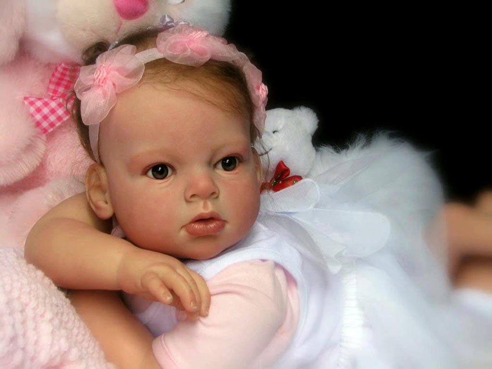 708464 Почти живые: удивительно реалистичные куклы реборн