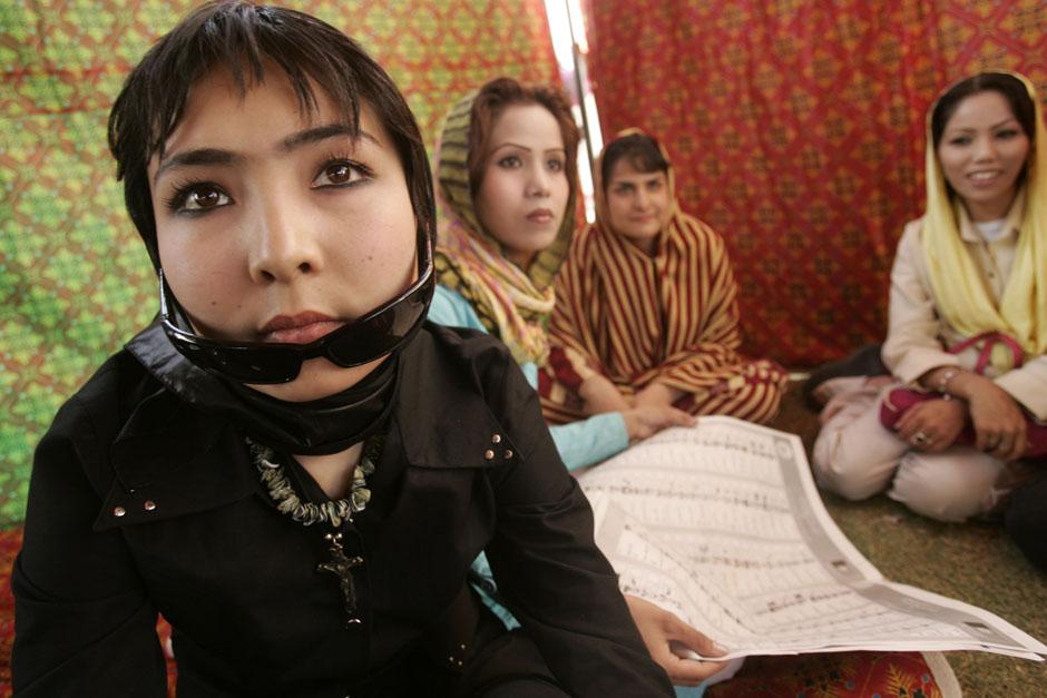 7110 Дневник фотографа: Зора Бенсемра арабская женщина фотокорреспондент