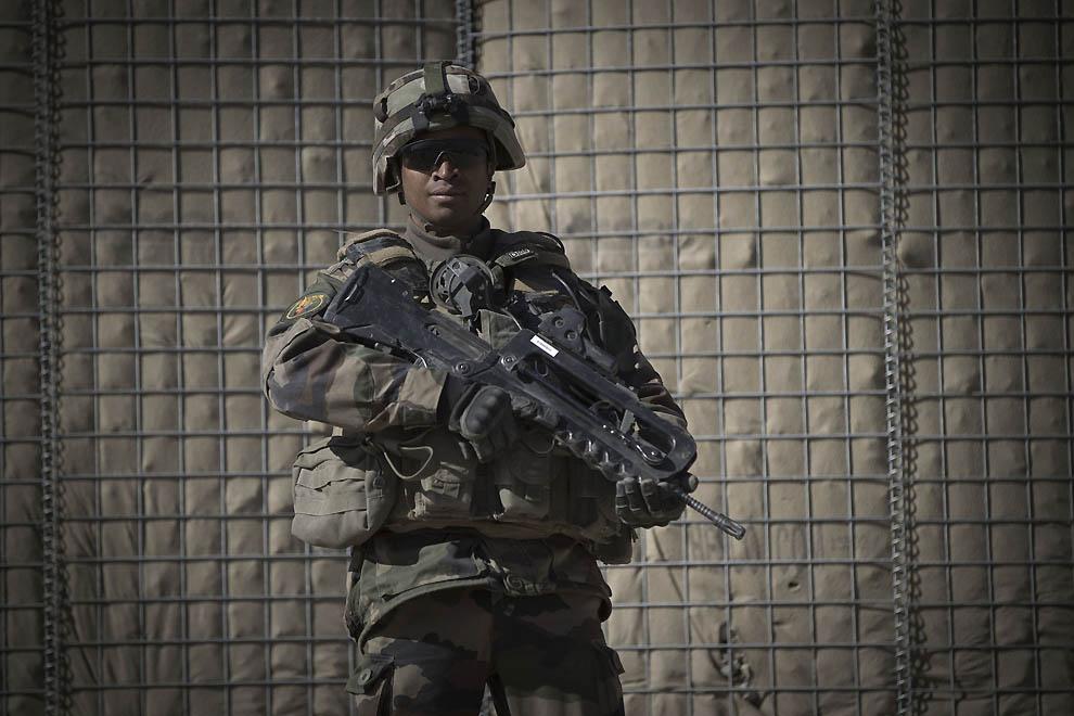 7118 Портреты бойцов Иностранного Легиона