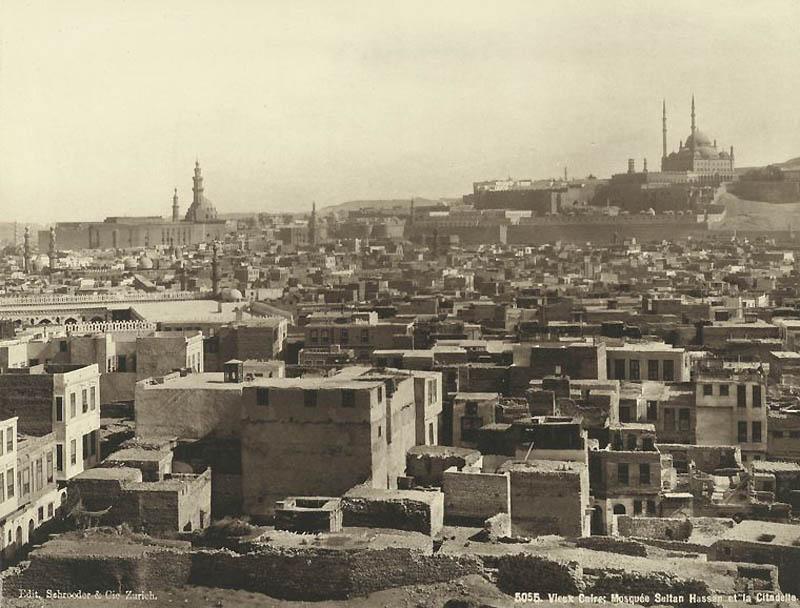 722 Фотографии из Египта 1870 х годов